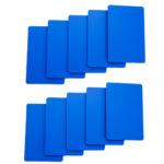 Cut Cards-Blue Bridge Size