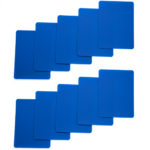 Cut Cards-Blue Poker Size