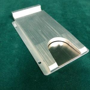 Slim-Polished Aluminum